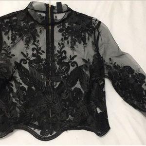 Black Lace Set (FLL🍋)